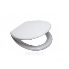Сиденье для унитаза BERGES UNO PP пластик с креплением