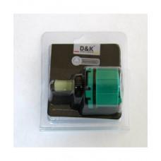 Кран-букса для смесителя для душа D&K 38,5 мм DC1500301