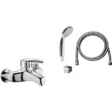 Смеситель ТРИТОН ДВ5 для ванны  хром