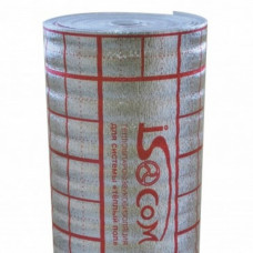 Теплоизоляция ламинир с разм 5,0мм шир 1,2м ПЛР5*120*25 ИЗОКОМ