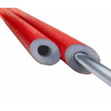 Теплоизоляция для труб 28х6 в оболочке Sanflex Stabil/Energoflex SP (красная)
