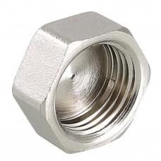 """Заглушка никель 1/2"""" В VALTEС VTr 590.N.0004 *10"""