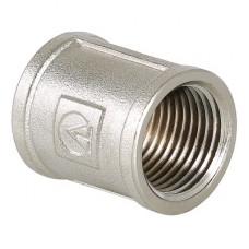 """Муфта никель 1/2""""В х 1/2""""В VALTEC VTr.270.N.0004"""