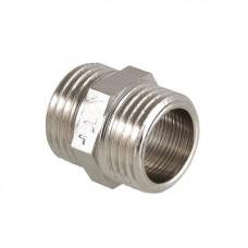 """Ниппель никель 1""""Н х 1""""Н VALTEС VTr 582.N.0006 *10"""