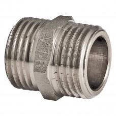 "Ниппель никель 1/2""Н х 1/2""Н VALTEC VTr 582.N.0004 *10"