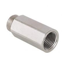 """Удлинитель 1/2"""" L=20мм никель VALTEС VTr 197.N.0420"""