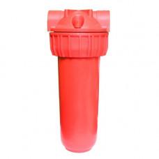 """Колба d=1/2"""" 10"""" красная ITA 29 HOT 10 с клапаном, крепл, ключом ITA29"""