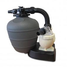 Фильтр для бассейна EMAUX FSU 330 6TP (насос AMU016TP с таймером) 6,0м куб час без песка  (17кг)