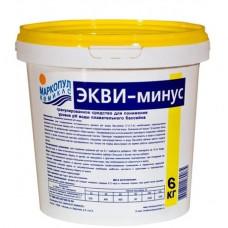 Средство для бассейна ЭКВИ-минус PH-minus д/снижения уровня РН *6кг гранулы* Маркопул