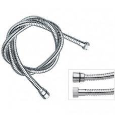 """Шланг Remer Twist Free 333 CN120 для лейки 120см d1/2""""х1/2"""" хром латунь"""