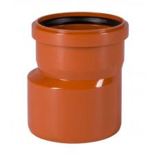 Переходник наружный канализационный d=315x250