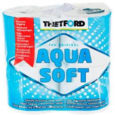 Бумага туалетная Aqua Soft (4 рулона)