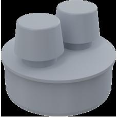 Клапан воздушный канализационный вентиляционный d=110 AlcaPlast APH110