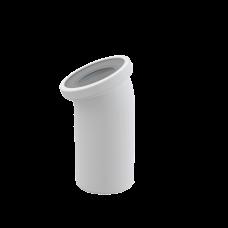 Колено к унитазу d=110/22° AlcaPlast A90-22
