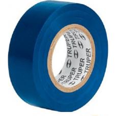 Изолента 19мм х 9м синяя TRUPER арт 13514