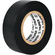 Изолента 19мм х 9м черная TRUPER арт 12501