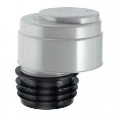Клапан вент (аэратор) d=110 McAlpine внутрь трубы, проп/спос-ть 30,0л/сек MRAA1S