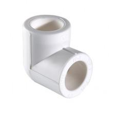 Колено VALTEC PPR d=20х90* белое VTp.751.0.020 *300