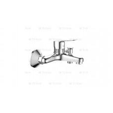 Смеситель ТРИТОН DV8 для ванны  с коротким изливом хром