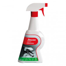 Средство для хромированных поверхностей RAVAK CLEANER 500мл *спрей* арт X01106