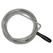 Трос  д/прочистки  канал. d=6мм  1,8м TRUPER DECA-6P арт 22882
