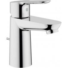 Комплект акционный GROHE BAU EDGE  (смеситель для умывальника  23328000, смеситель для ванны 23334000, стойка душевая  TEMPESTA Cosmopol 100 26083002)