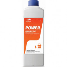 Средство для очистки от всех видов отложен AQUACLUB service series Power 1л концентрат