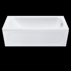Ванна акр. 1ACReal Gamma 1,60х0,70 с ножками