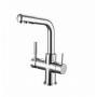 Смеситель для кухни RUSH с подключением к фильтру питьевой воды арт MS9035-31